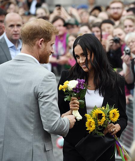 63454 Когда слова не нужны: 30 романтичных фотографий, на которых Меган Маркл и принц Гарри признаются друг другу в любви