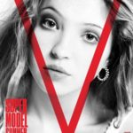 63232 Копия матери: дочь Кейт Мосс Лила Грейс появилась на обложке модного издания