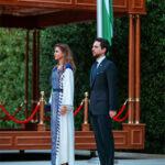 63554 Король Абдалла и королева Рания на праздновании 74-го Дня независимости Иордании