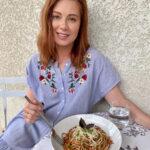 63482 Приглашенный редактор Юлия Савичева: рецепт пасты с морепродуктами в томатном соусе