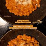 63238 Сытный ужин: томатно-сливочная паста от Джиджи Хадид