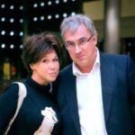 63699 Андрей Норкин опубликовал фото с похорон жены
