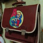 63677 Что носил школьник прошлой эпохи в своем рюкзаке?