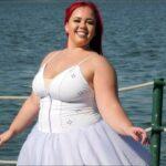 63919 Известная балерина, которая весит больше 100 кг, разрушает все стереотипы