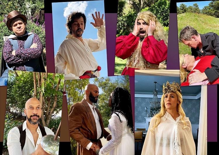 """63993 """"Принцесса-невеста"""" на новый лад: Софи Тернер, Джо Джонас, Дженнифер Гарнер и другие звезды стали героями известной сказки"""