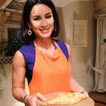63752 Ужин в грузинском стиле: рецепты хачапури, хинкали, лобио и пхали от Тины Канделаки
