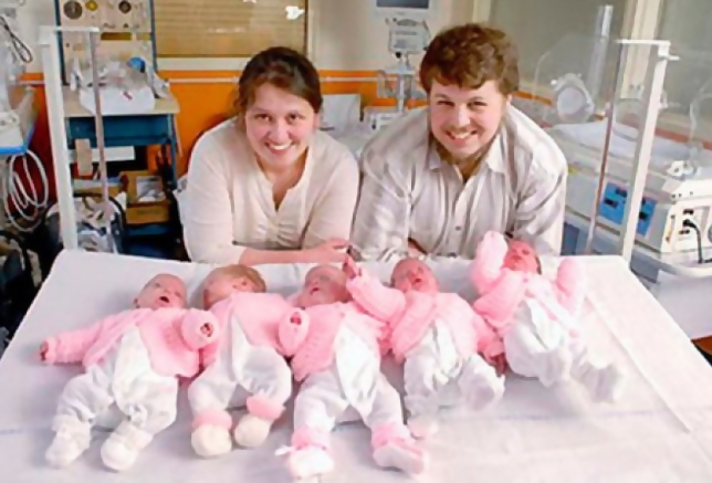 63770 В 2007 году в семье Артамкиных родилась пятерня. Девочкам уже по 12 лет, как семья живет сегодня?