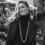 63921 Жена племянника князя Монако Беатрис Борромео снялась в рекламной кампании ювелирного бренда