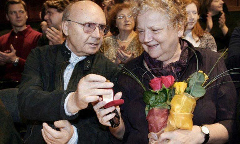 64069 Андрею Мягкову скоро 82 года. Как живет актер и его известная супруга Анастасия Вознесенская, которые вместе уже 57 лет