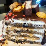 64200 На десерт: торт со вкусом тульского пряника