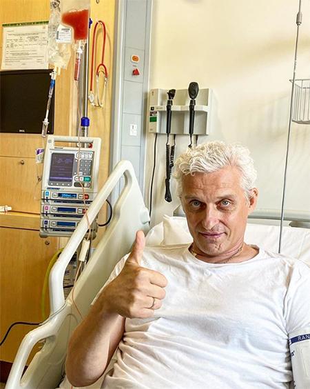 """64168 Олег Тиньков перенес пересадку костного мозга: """"Впереди ещё долгие недели и месяцы сложной реабилитации"""""""