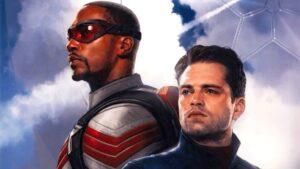 64025 «Сокол и Зимний солдат» будет как 6-часовой фильм Marvel