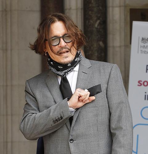 64353 Страх и ненависть Джонни Деппа: скандальные заявления актера на суде в Лондоне