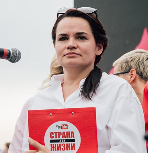 64489 Главная женщина Республики Беларусь: что мы знаем о Светлане Тихановской