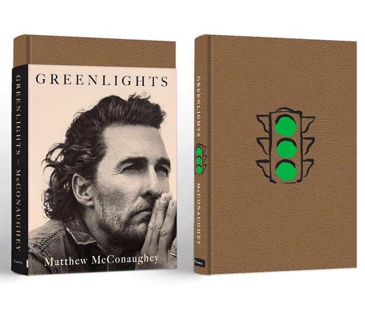 """64629 Мэттью Макконахи написал мемуары: """"Я провел 12 дней в пустыне без электричества"""""""