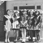 64677 Только посмотрите какими красивыми были выпускницы 70-х — 80-х годов!