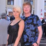 65153 Бывшая жена Андрея Григорьева-Апполонова крестила сына от баскетболиста