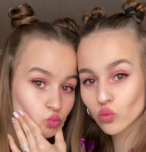65131 Twixi__twins рассказали, как стать самыми модными близняшками в TikTok
