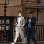 65157 Все время вместе: Кэти Холмс и Эмилио Витоло на прогулке в Нью-Йорке