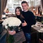 65483 Арсений Шульгин с беременной женой на УЗИ — первое фото