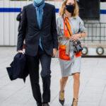 65339 Наталья Водянова, Антуан Арно, Джорджина Родригес и другие гости показа Louis Vuitton