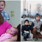 65392 Она рискнула выйти замуж за отца-одиночку шестерых детей. Как сложилась их жизнь?