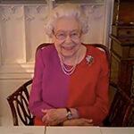 65903 Елизавета II получила уникальный подарок по случаю их с принцем Филиппом 73-й свадебной годовщины