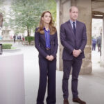 65639 Кейт Миддлтон и принц Уильям вручили особенную награду сотрудникам службы здравоохранения