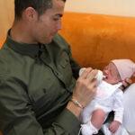 65755 Криштиану Роналду и Джорджина Родригес отметили день рождения своей дочери Аланы