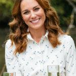 65644 Окрашивание цвета корицы: осенний hair-тренд, который выбирает Кейт Миддлтон