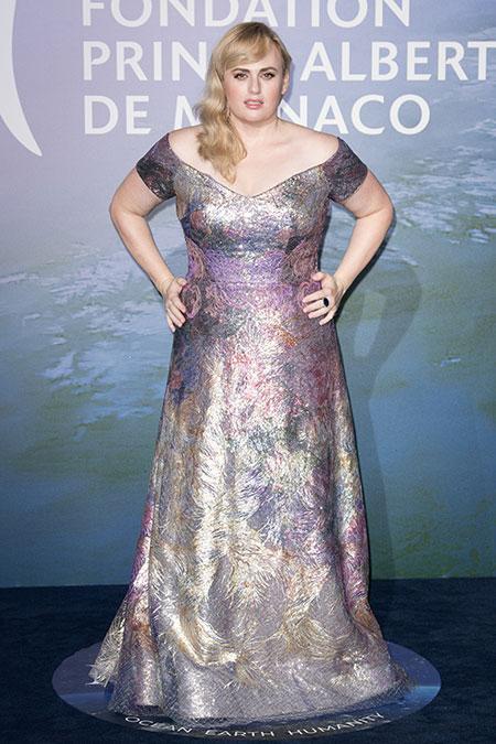 65789 Ребел Уилсон рассказала, как ей удалось похудеть на 20 килограммов