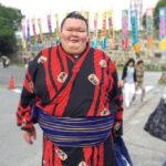 66234 300-килограммовый сумоист Анатолий Михаханов закончил свою карьеру и похудел на 112 кг