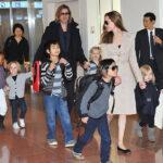 66161 Брэд Питт проведет Рождество с детьми, несмотря на судебные разбирательства с Анджелиной Джоли