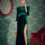 66219 От богемных платьев до уютных пижам: лукбуки новогодних коллекций российских дизайнеров