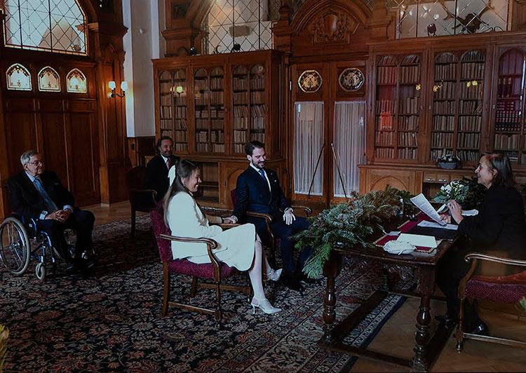66088 Принц Греции и Дании Филипп женился на дочери миллиардера: официальные фото