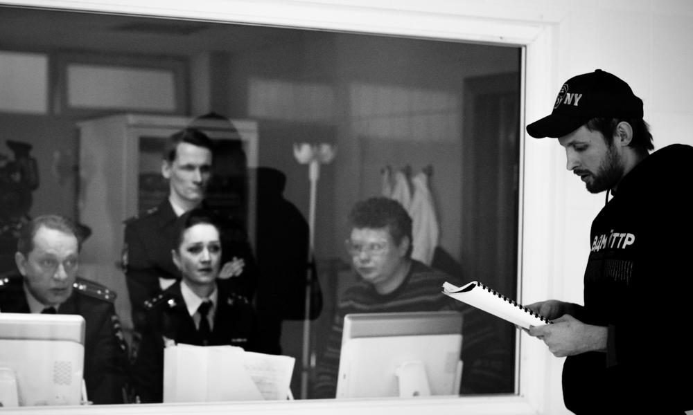 """66030 Режиссер Семен Серзин о """"Человеке из Подольска"""", """"Невидимом театре"""" и концерте Басты"""
