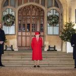 66033 Тур завершен: Кейт Миддлтон и принц Уильям воссоединились с Елизаветой II и принцем Чарльзом в Виндзоре