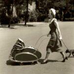 66468 Странные и даже страшные детские коляски и колыбельки из прошлого