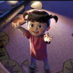 66553 8-месячная малышка из-за длинных волос очень похожа на персонажа мультфильма