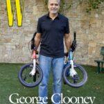 """66781 Джордж Клуни честно рассказал о самоизоляции с женой Амаль и близнецами: """"Она бы убила меня"""""""