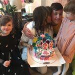 66656 Праздник без отца: дочь Андрея Аршавина и Алисы Казьминой отметила 4-летие