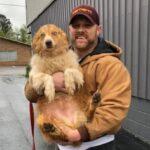 67012 Счастливое возвращение: собачка нашлась спустя два месяца после того как ее унес торнадо
