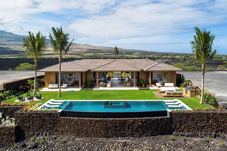 66864 В гостях у Мэттью Макконахи и Камиллы Алвес: экскурсия по новой вилле пары на Гавайях