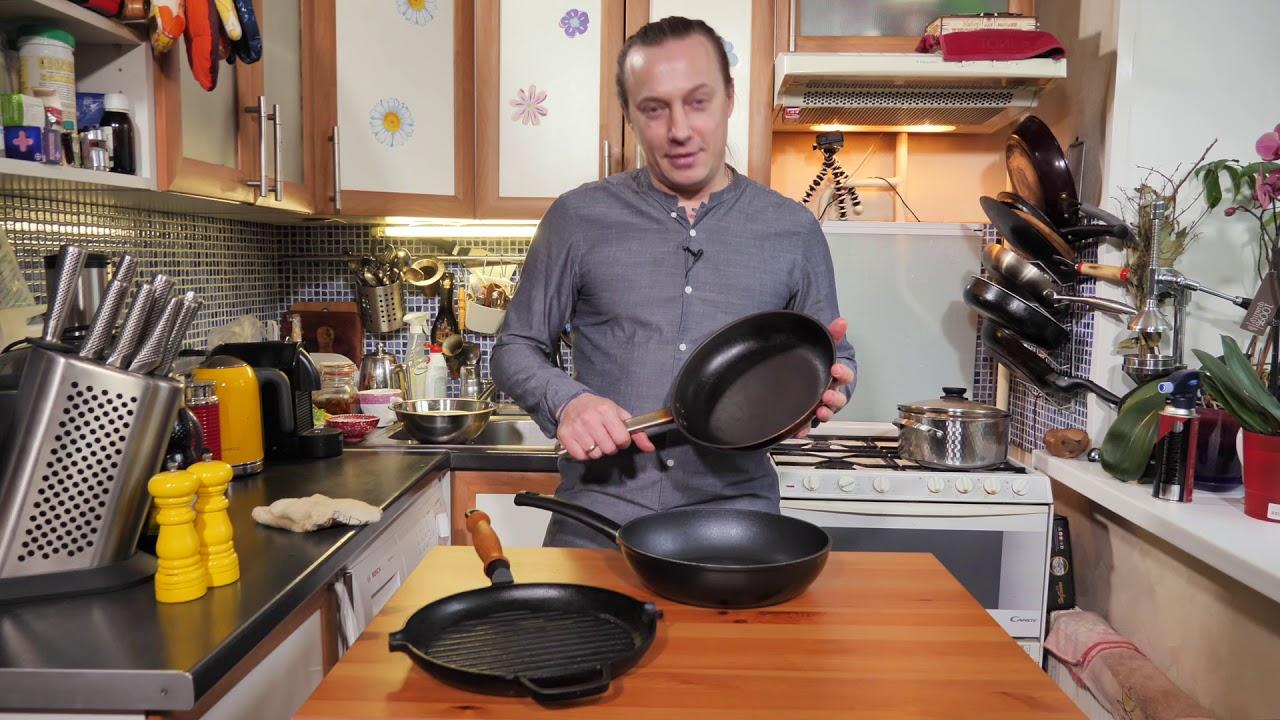 67039 Как выбрать сковороду